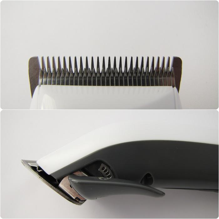 Color Cut HC5035 páka detailního nastavení délky střihu v nejnižším položení