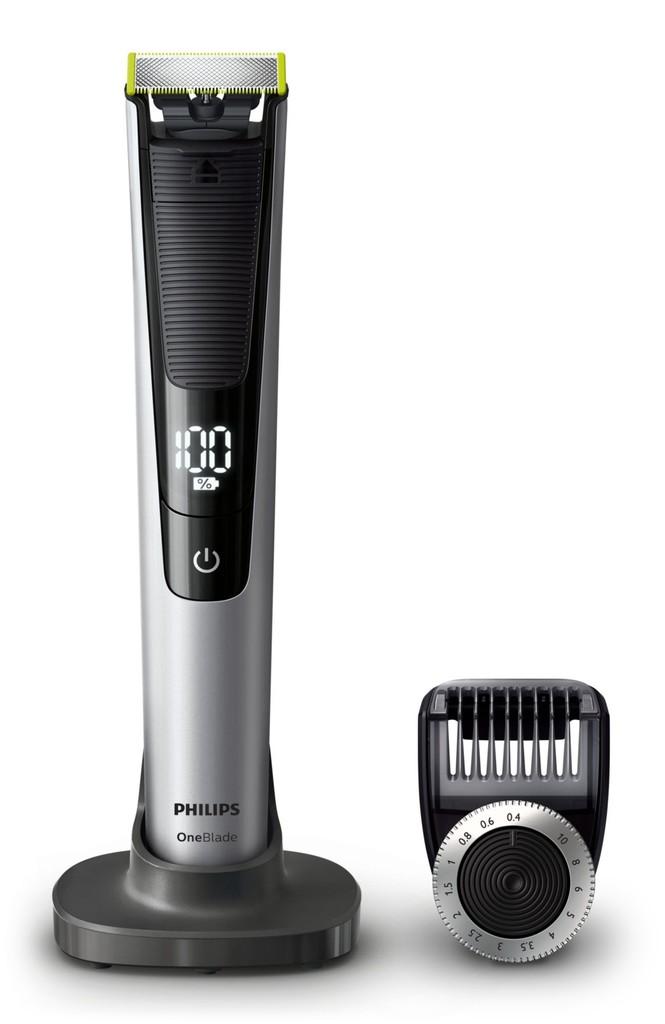 Recenze na zastřihovač vousů Philips Oneblade Pro QP6520/20