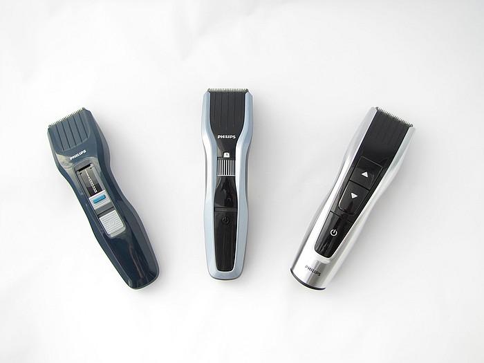 Porovnání strojků na vlasy Philips řad 3000, 5000 a 7000