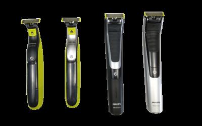 Philips OneBlade | TEST A RECENZE (2019) | Detailní porovnání všech modelů