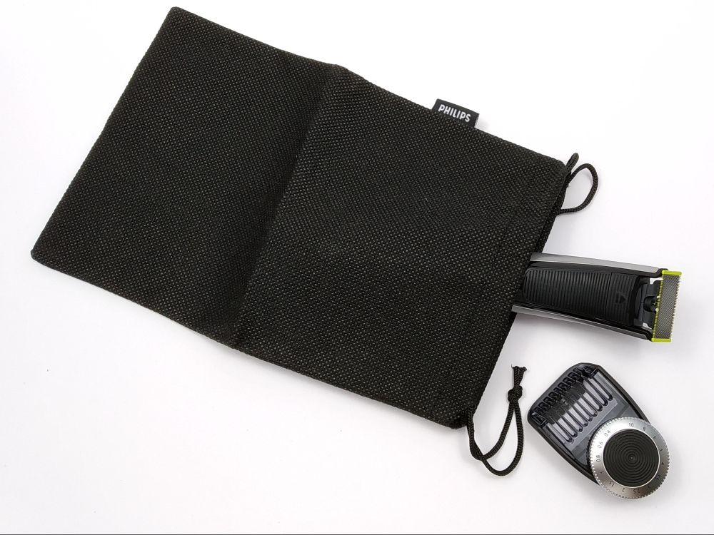 Cestovní pouzdro zastřihovače Philips OneBlade Pro QP6520
