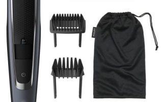 Kvalitní zastřihovač vousů Philips BT5502/15