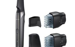 Panasonic ER-GY60-H503 je kvalitní zastřihovač na vousy a holení celého těla
