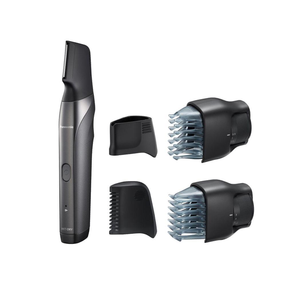 Panasonic ER-GY60-H503 je oblíbený zastřihovač pro zastřihování vousů a bezpečné holení celého těla