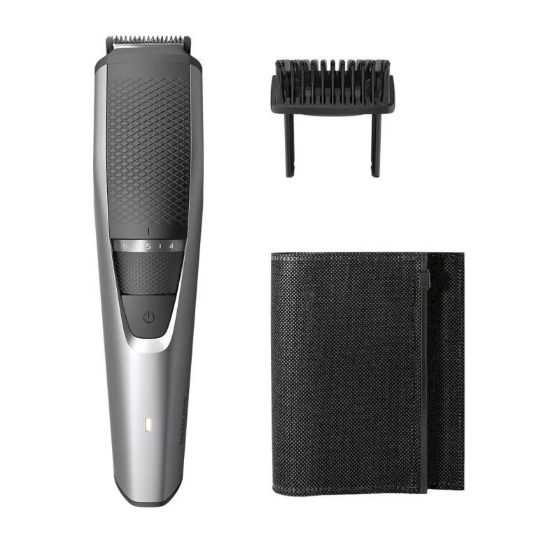 Philips BT3216/14 je docela levný (cca 850 Kč) zastřihovač vousů | Průměrné hodnocení uživatelů se pohybuje kolem 90 %
