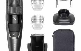 Philips BT7520/15 je zastřihovač vousů s odsáváním
