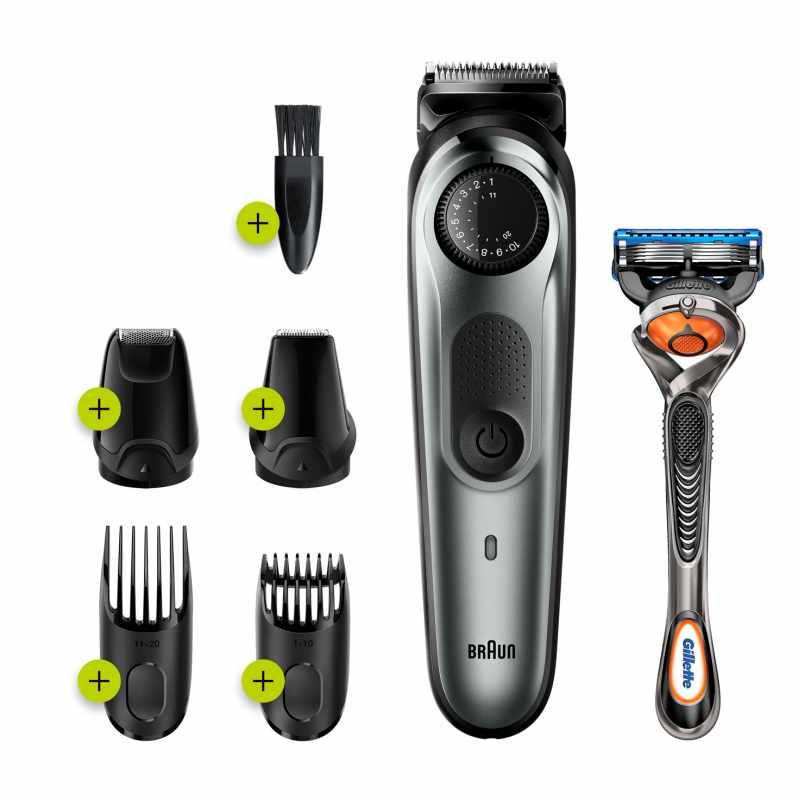 Zastřihovač vousů Braun BT7220 má velmi dobré uživatelské recenze
