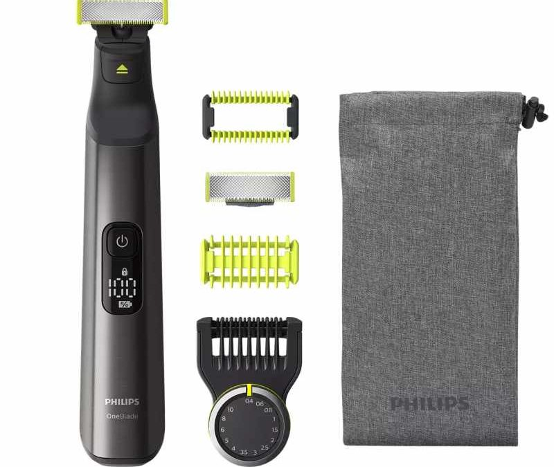 Philips OneBlade Pro QP6550/30 | Recenze (2021)
