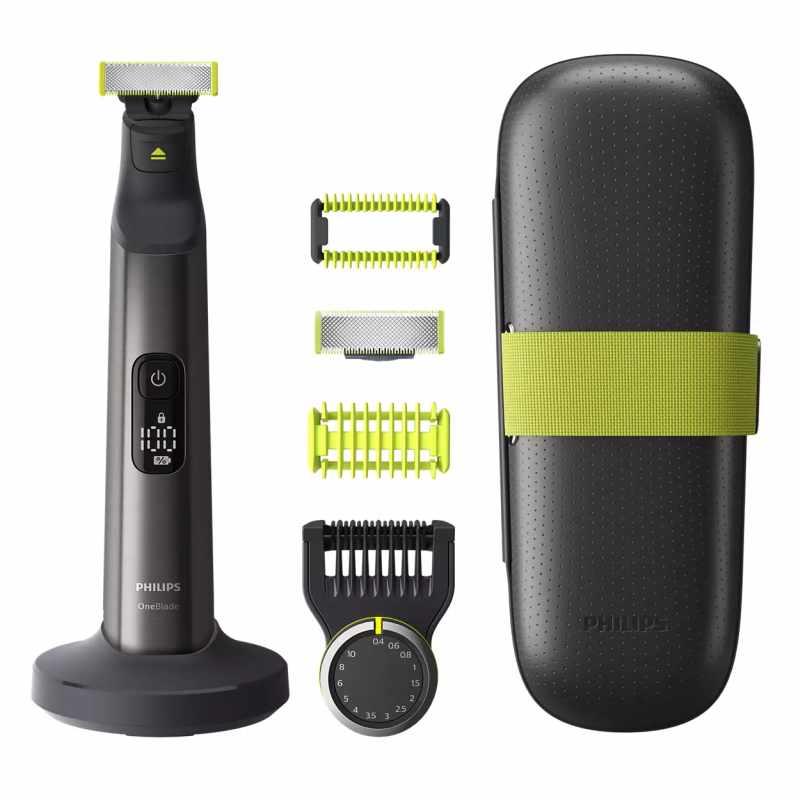 Philips OneBlade Pro QP6650/61 recenze na nový hybridní zastřihovač vousů