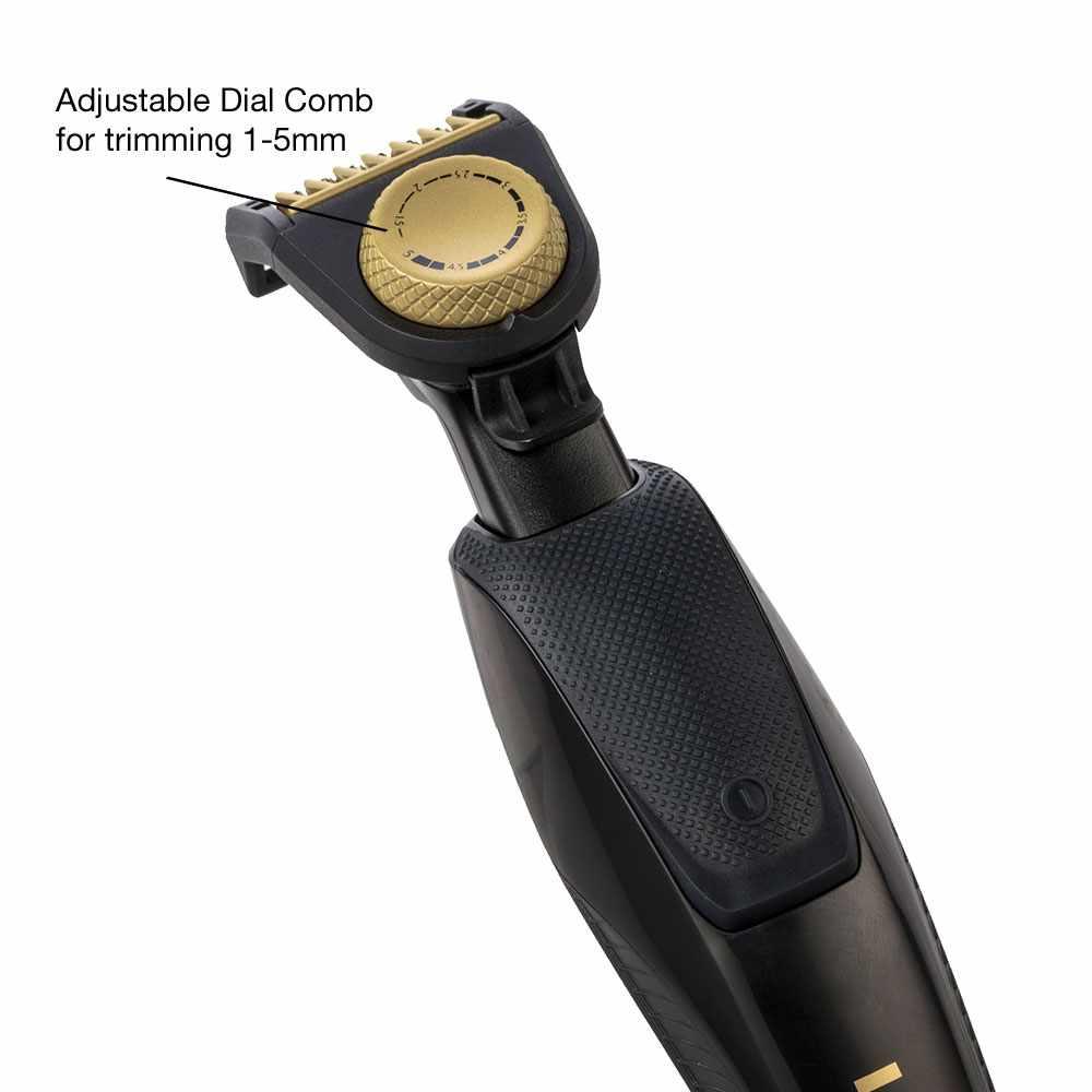 Remington MB7000 je zastřihovač pro přesnou úpravu vousů