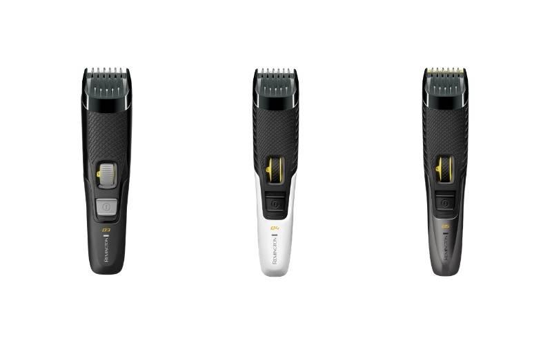 Povedené zastřihovače vousů Remington Series B